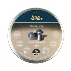 Balines HN 4.5 mm Baracuda 500 un
