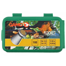 Balines Gamo 5.5 mm Rockets 100 un