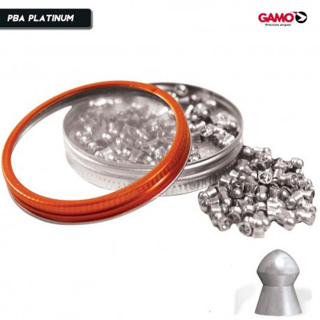 Balines Gamo 5.5 mm Pba Platinum 75 un