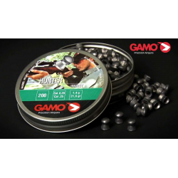 Balines Gamo 6.35 mm Hunter 200 un