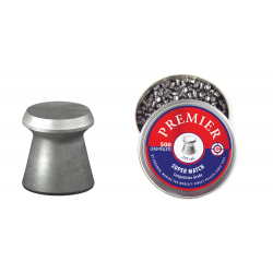 Balines Crosman 4.5 mm Premier Match 500 un