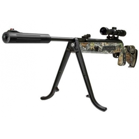 Bipode Hatsan Polimero Encastre Al Cano Rifle Carabina