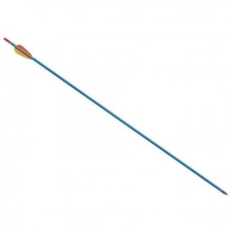 Flecha Leslie Arco D016 Aluminio 29 Azul