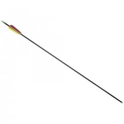 Flecha Leslie Arco D055 Fibra Vidrio 28 Negro