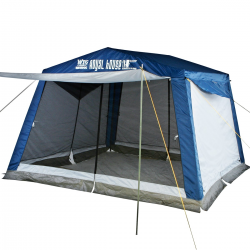 Carpa Comedor Waterdog Royal House Pro