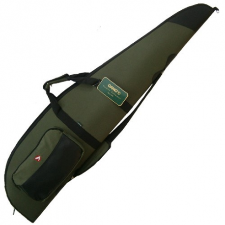 Funda Gamo Rifle 1.25 Semi Rigida Cordura Verde