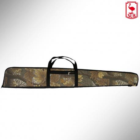 Funda Suri Rifle sin Mira Flexible Acolchada Cordura Camu