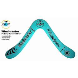 Boomerang Voodo Windmaster Polipropileno 25 metros