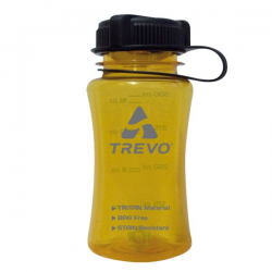 Botella Trevo Tritan 500 cm3 Pba Free Poly Bottle Boca Ancha
