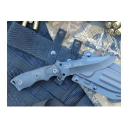 Cuchillo Yarara GDS Hoja 12.5 cm Vaina Rigida Policia Neuquen