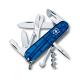 Cortapluma Victorinox 1.3703.T2 Climber Transp Azul 14 usos