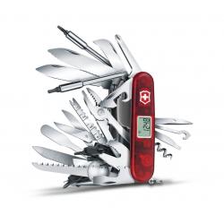 Cortapluma Victorinox 1.6795.XAVT Swiss Champ Roja 81 usos