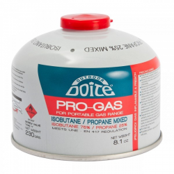 Carga de Gas Doite 230 grs Cartucho Rosca Butano Propano
