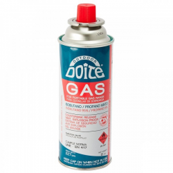 Carga de Gas Doite 227 grs Cartucho Aerosol Butano Propano
