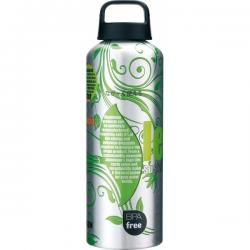 Botella Laken LK 33 Lets Flow Classic 1000 cm3 Valvula
