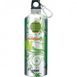 Botella Laken LK 73 Lets Flow Futura 1000 cm3 Mosqueton