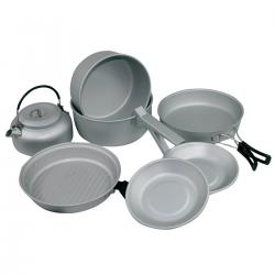 Marmita Waterdog CSW 2502 Set Cocina con Pava para 2 Personas
