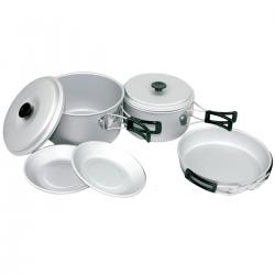Marmita Waterdog CSW 1002 Set Cocina para 2 Personas