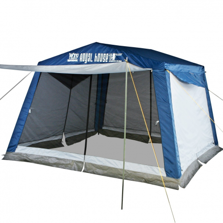 Carpa comedor waterdog royal house camping pesca for Comedor waterdog royal house