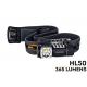 Linterna Fenix Frontal HL50 365 Lumens