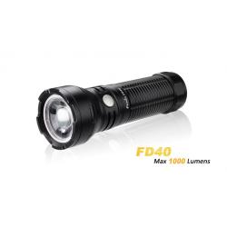 Linterna Fenix Zoom FD40 1000 Lumens